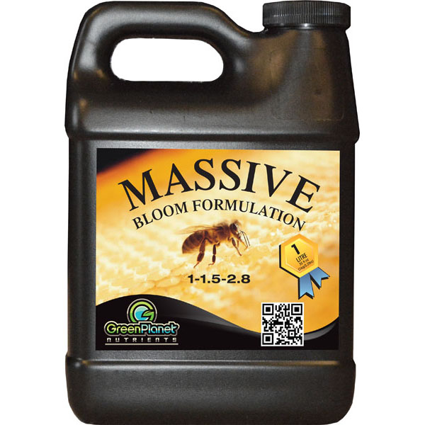 Green Planet Massive Bloom Formulation 1Ltr