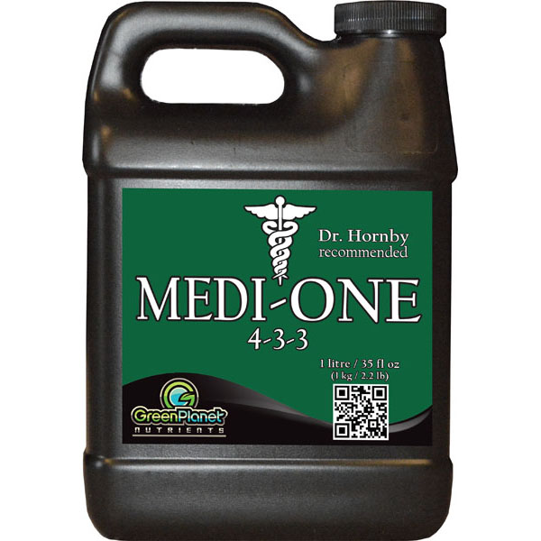 Green Planet Medi One 1Ltr