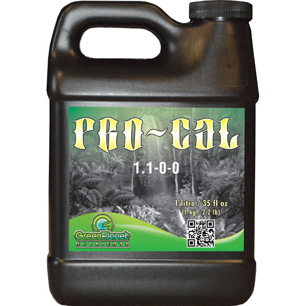 Green Planet Pro Cal 1Ltr