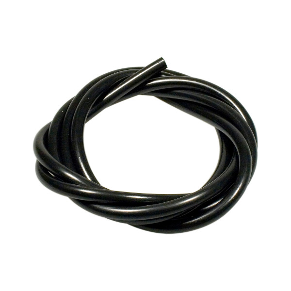 Black Flexi-tubing 6mm