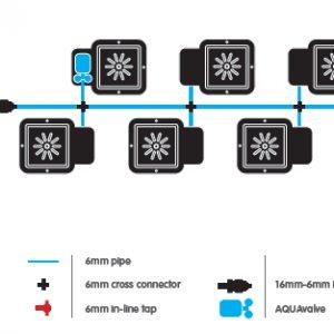 Autopot 1 Pot System-4100