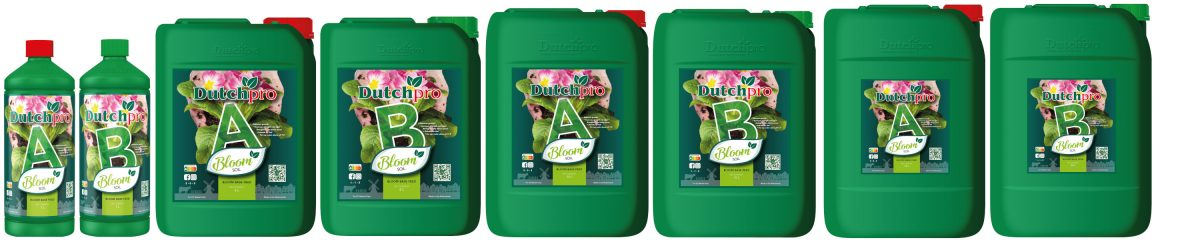 Dutchpro Soil Bloom A+B