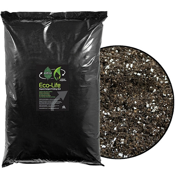 Ecothrive Eco-Life Soil 40L