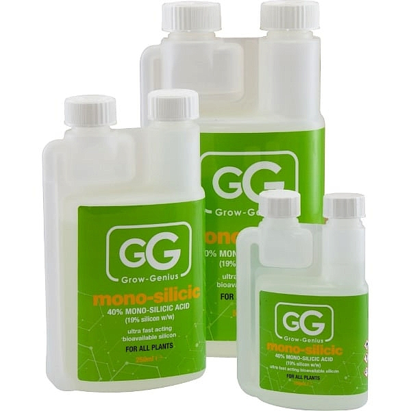 Grow-Genius Mono-Silicic Acid