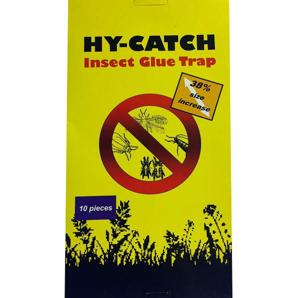 HY-CATCH Insect Blue Glue Trap