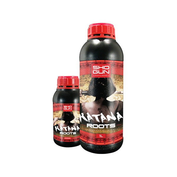 Shogun Katana Roots