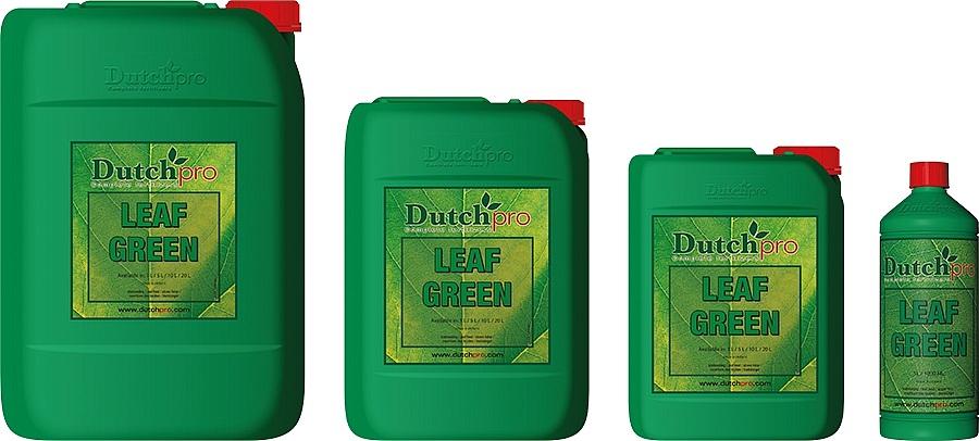 Dutchpro Leaf Green