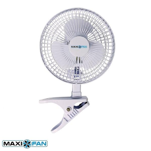 Maxifan Clip Fan 15cm