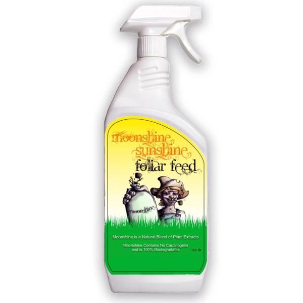 Moonshine Foliar Spray Bio Stimulant