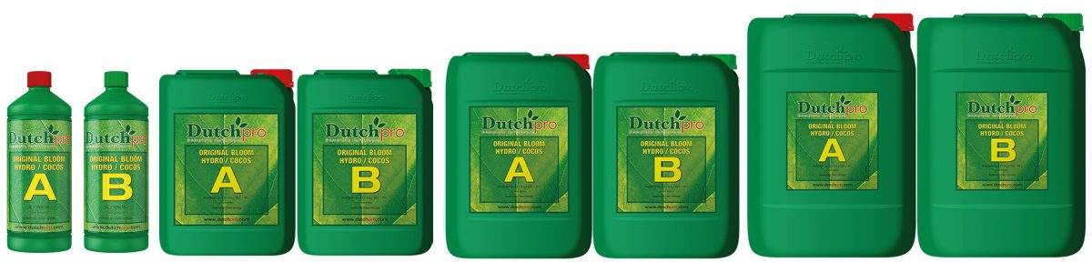 Dutchpro Hydro/Coco Bloom A+B