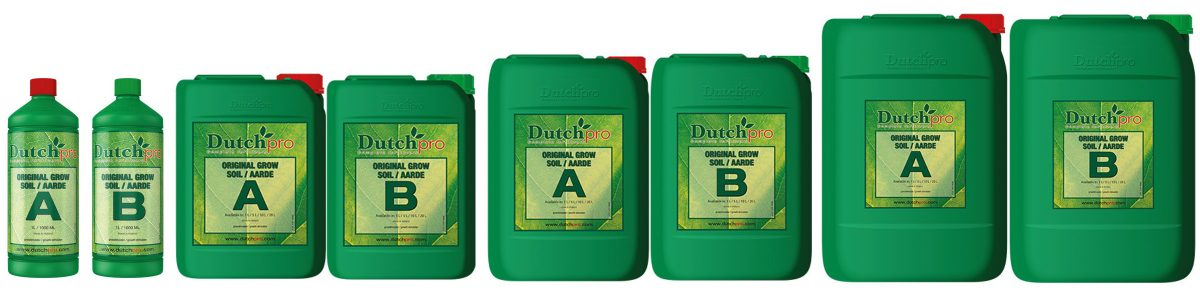 Dutchpro Soil Grow A+B