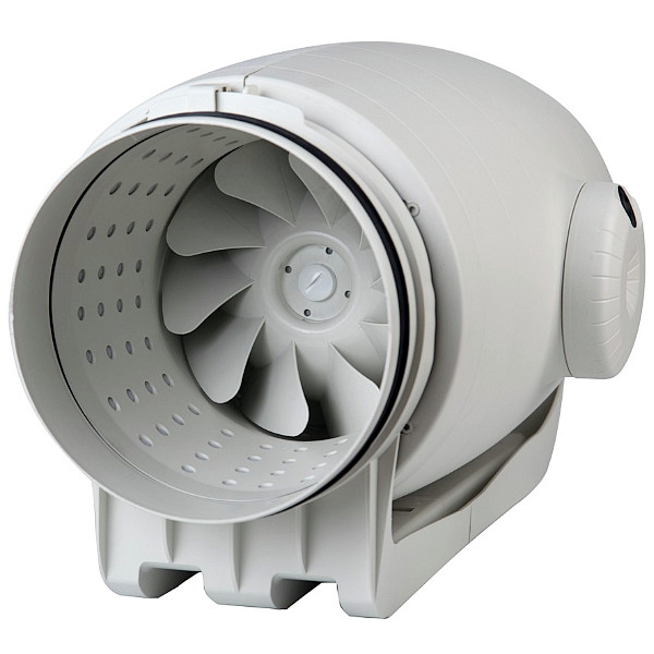 S&P Silenced Mixed Flow Duct Fans