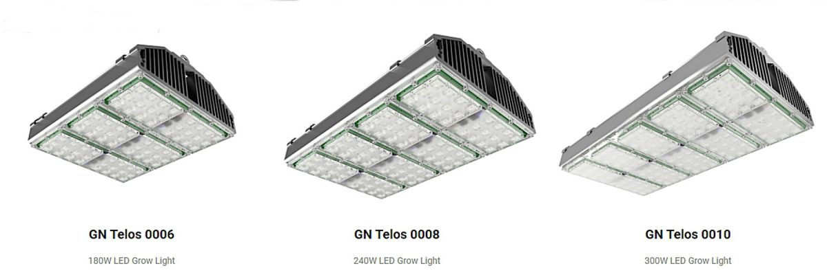 GN Telos LED Lighting