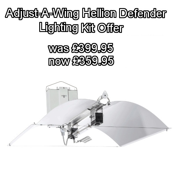 Adjust-A-Wing Hellion Defender Lighting Kit
