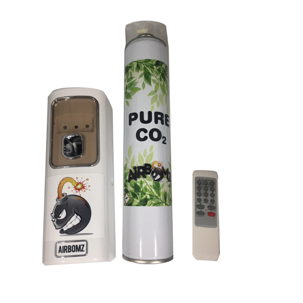 Airbomz CO2 Controlled Dispensing Kit