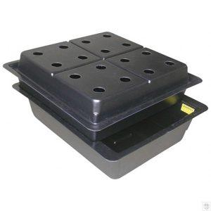 Amazon Aeroponic System - Small Hole Single Unit-4677