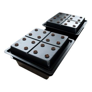 Amazon Aeroponic System - Small Hole Twin Unit-4692