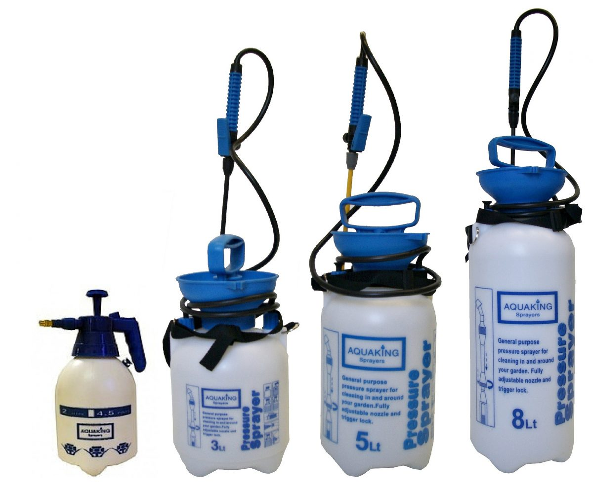 Aquaking Pressure Sprayers