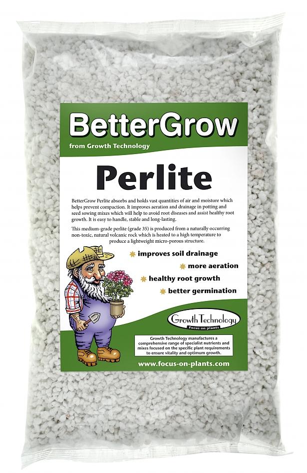 BetterGrow Perlite 2 Litres