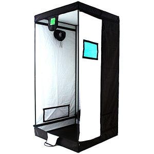 Budbox Pro Grow Tent - White-0