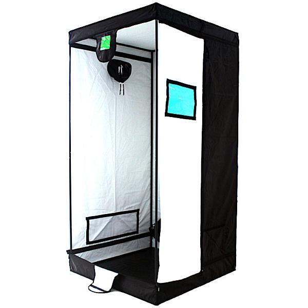 Budbox Pro Grow Tent – White