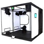 Budbox Pro Grow Tent - White-5073