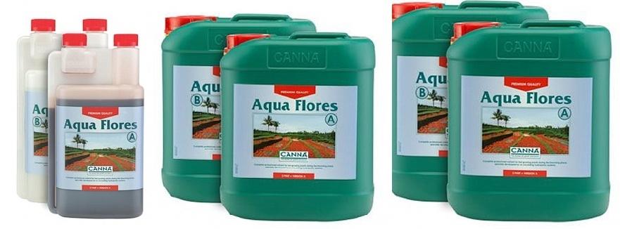 Canna Aqua Flores A&B