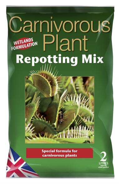 Carnivorous Plant Repotting Mix