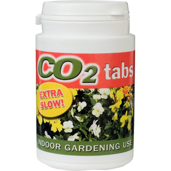 Slow Release CO2 Tablets 60