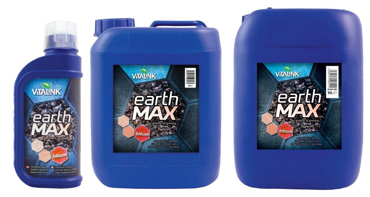 Vitalink Earth MAX Bloom