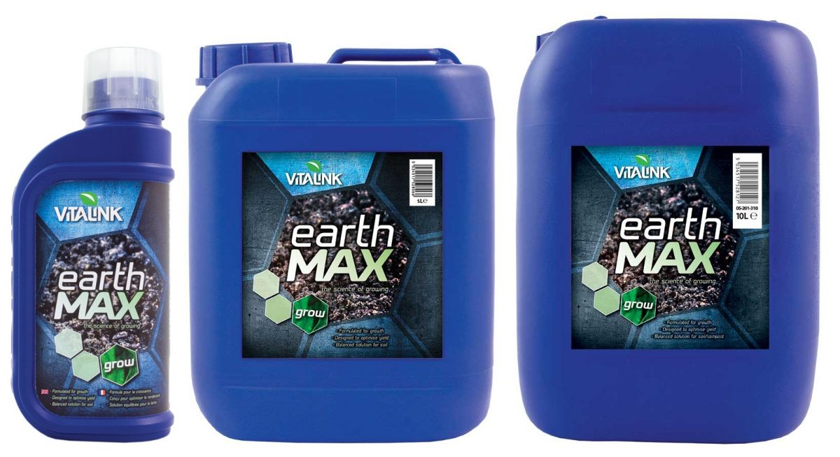 Vitalink Earth MAX Grow