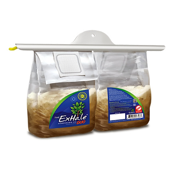 ExHale Homegrown CO2 Duo Bag