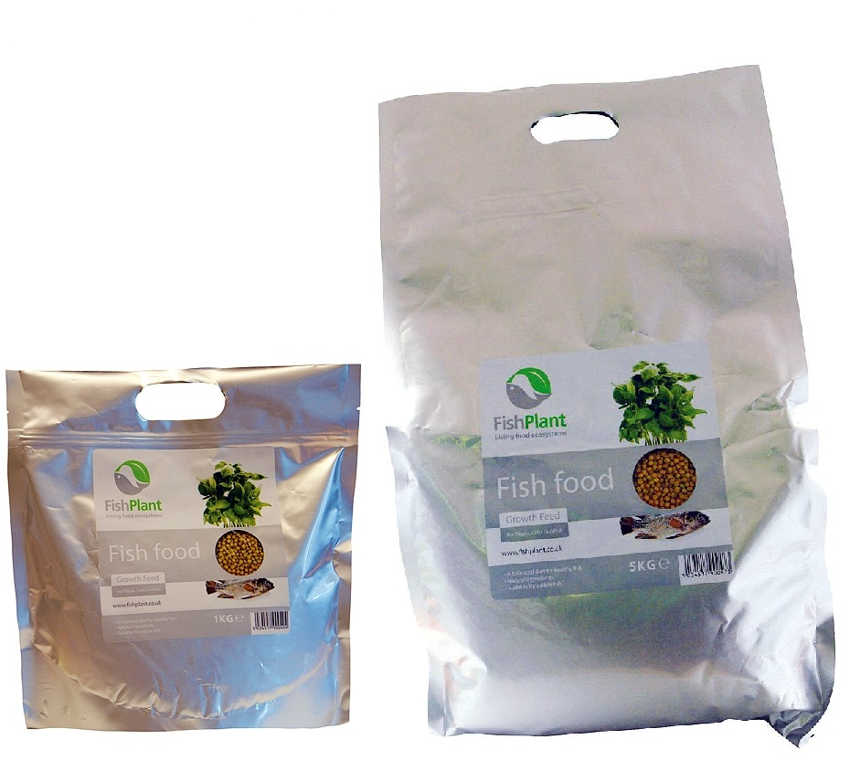 FishPlant Fish Food – Tilapia