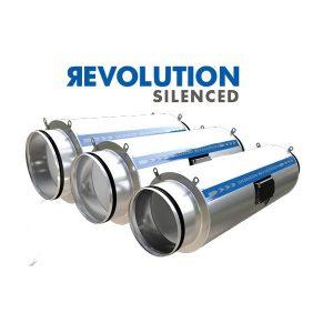 Revolution Silenced Vector EC Fan-0
