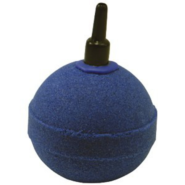 Golf Ball Air Stone – Blue