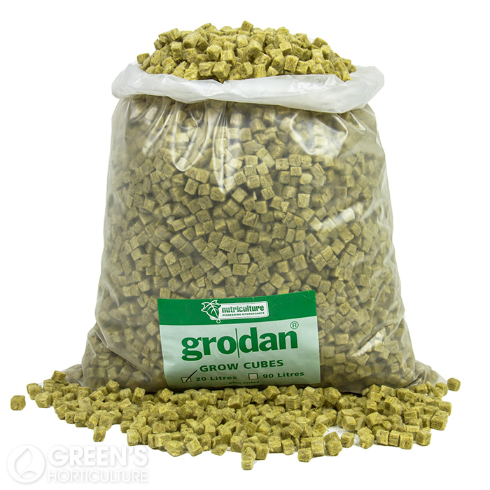 Grodan Grow Cubes Bag – 20L