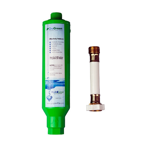 GroGreen Compact Garden Hose Filter