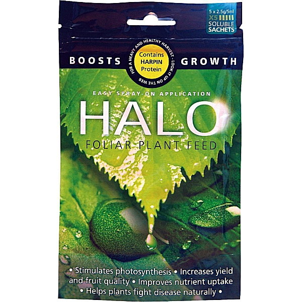 Halo 2.5g Sachets