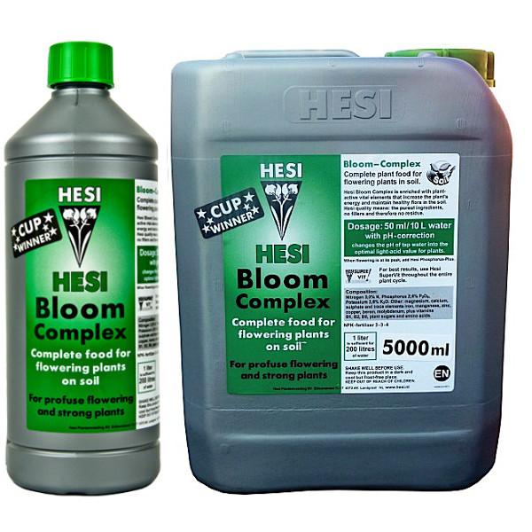 Hesi Bloom Complex