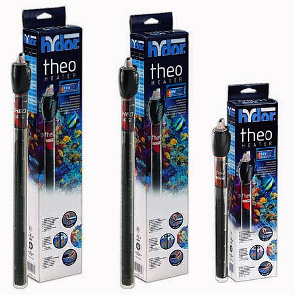 Hydor Theo Water Heaters
