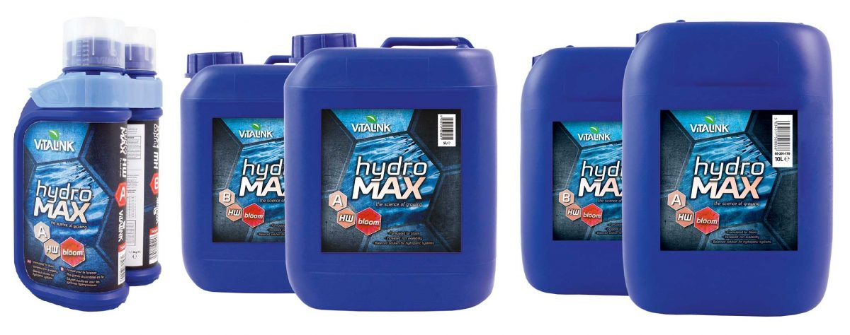 Vitalink Hydro MAX Bloom A&B Sets
