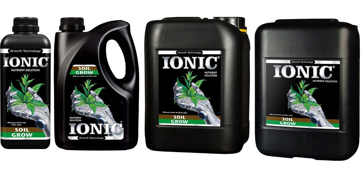 IONIC Soil Grow