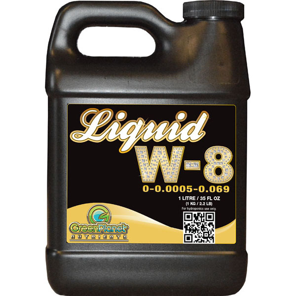 Green Planet Liquid W-8 1Ltr
