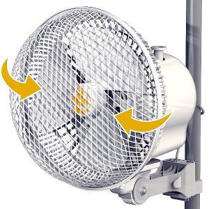 Secret Jardin Oscillating Monkey Fan 20w-0