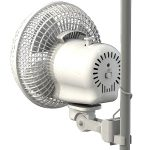 Secret Jardin Oscillating Monkey Fan 20w-5004