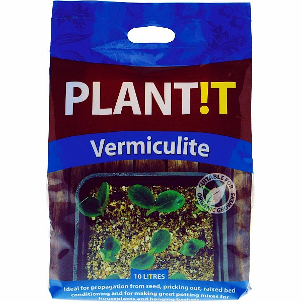 Plant!T Vermiculite 10L