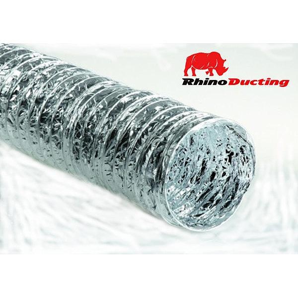 Rhino Aluminium Ducting – 10 metres