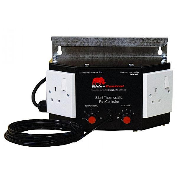 Rhino Silent Thermostatic Fan Controller