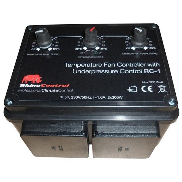 Rhino Dual Fan Controller