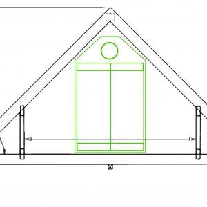 Roof-Qube RQ1224-3193
